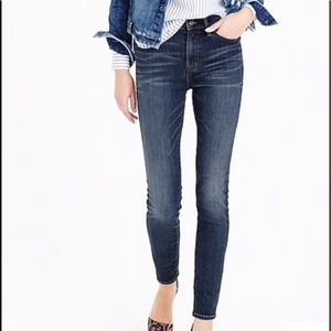 J.Crew Lookout High Rise Skinny Jeans size 25